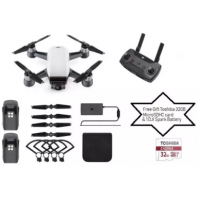 DJI Spark Remote Controller Combo with Free Battery and Free Storage Card