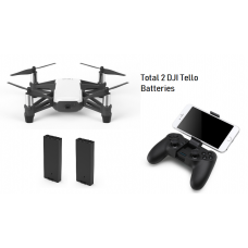 DJI Tello with GameSir T1d Controller and Free Battery